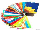 Изготовление пластиковых карточек в Днепропетровске - фото 1