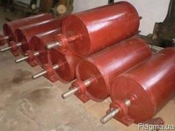 Изготовление приводных барабанов.