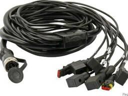 Изготовление и реализация: соединительный кабель для сист
