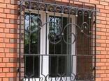 Изготовление решеток, ворот, калиток, оградок - фото 2