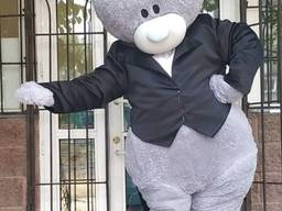 Изготовление ростовых Мишка Тедди на заказ