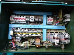 Изготовление шкафов управления токарным станком