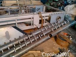 Изготовление стальных коллекторов в Харькове. Изготовление распределительных гребенок