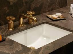 Натуральный камень. Столешницы в ванную Одесса