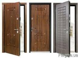 Изготовление входных металлических дверей / бронедверей