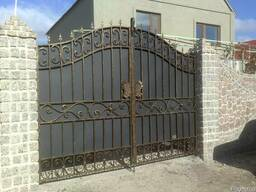 Изготовление ворот решеток