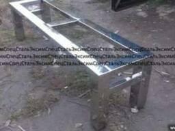 Изготовление всевозможных изделий из нержавеющей стали