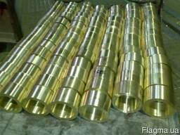 Изготовление втулок бронзовых, латунных, медных, алюминиевых