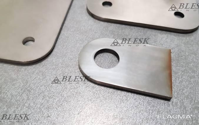 Изготовления кронштейнов и креплений из нержавеющей стали