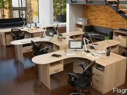 Изготовление Офисной мебели индивидуально под заказ