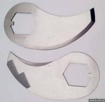 Изготовлю куттерные ножи ФКМ 125, ФКБ 250, воронежский ВК125