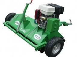 Измельчитель ATV 120-145 с бензиновым двигателем.