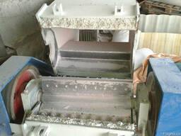 Измельчитель ИПР-370х600. Гильотина для слитков.