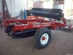 Измельчитель остатков подсолнуха «Roller Crusher» RC-6