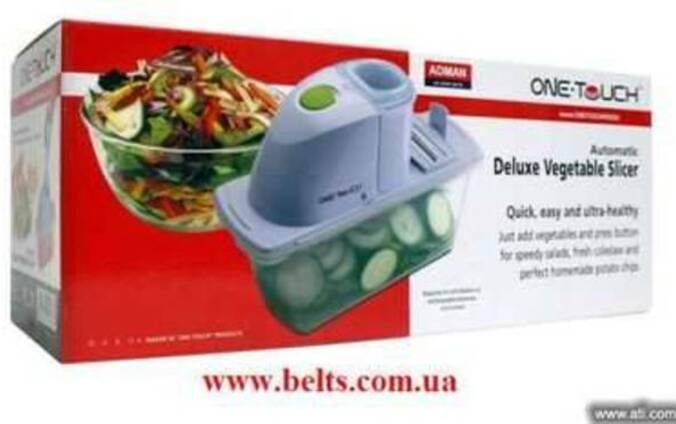 Измельчитель овощей One Touch Deluxe Vegetable Slicer