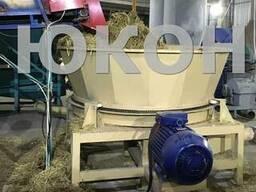 Измельчитель соломы до 2-х тонн в час