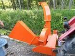 Измельчитель веток Cyklon, щепорез для трактора (до 130 мм) - фото 1