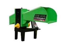Измельчитель веток Grunwelt GW-130/6 (110 мм, 6 ножей. ..