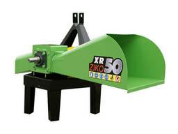 Измельчитель веток GrunWelt GW-50-6 (50 мм, ножей, 7. ..