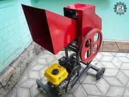 Измельчитель веток REZAK РБ 80, до 80-ти мм. Бензиновый двиг