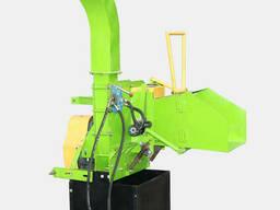 Измельчитель ветвей ДТЗ ИВ20 (автомат. подача, диаметр. ..