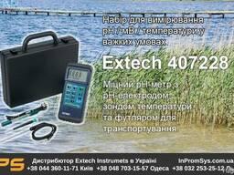 Измеритель рН/проводимости/ОВП Extech 407228
