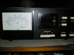 Измеритель средней скорости счета с автоматическим переключением поддиапазонов УИМ2-2