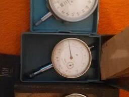 Измерительные индикаторы циферблатного типа