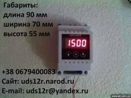 Измерительные приборы серии UDS-220. R, на din-рейку