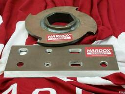 Износостойкая сталь Hardox 450/500/600 поставка из наличия