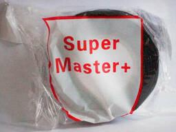 Изолента Супер Мастер+ ткань 15м*17мм (чёрная)