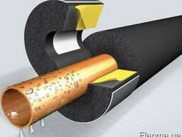 Изоляция для труб Ø10*10*2м Epdm Kaiflex вспененный каучук