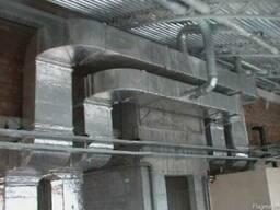 Изоляция из вспененного полиэтилена для вентиляции