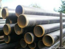 Изоляция стальных труб резино-битумная