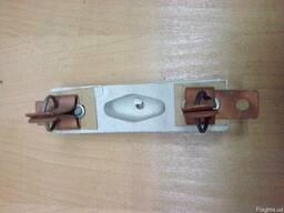 Ізолятор опорний керамічний лодочка