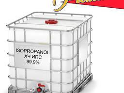 Изопропиловый спирт ХЧ (ИПС) 99. 9% налив