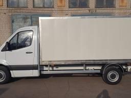 Изотермические, промтоварные фургоны ГАЗ, Isuzu, Hyundai