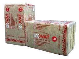 Изоват LS 100мм (Izovat) кровельный базальтовый утеплитель