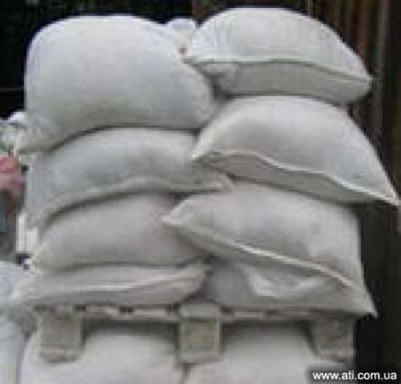 Известковый раствор Киев фасованный в мешках по 50 кг