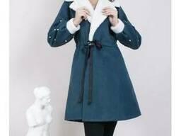 Изящное женское пальто для стильных девушек - Вовкусе