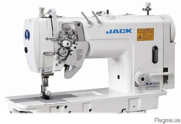 JACK JK-58450 Двухигольная швейная машина