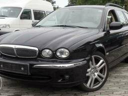 Jaguar S-Type, X-Type F-Type XJ(Х350 Х351 Х358) XK XF б\у