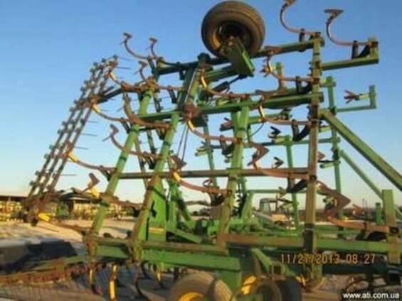John Deere 960 культиватор 9 м