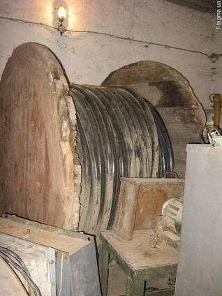 Кабель 3-х жильный АСБЛ 3 х 240, сечение 20 мм. (Алюминивый)