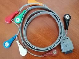 Кабель для холтера ЭКГ BI6600