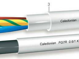 Кабель гибкий марки FG7OR-0, 6/1 kV(резина) 5x2, 5 кв мм