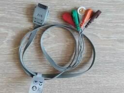 Кабель пациента для регистратора ЭКГ по Холтеру BI6600-3