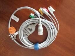 Кабель пациента ЭКГ для монитора Philips