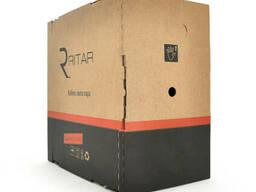 Кабель Ritar КПВ-ВП 4*2*0, 50 (UTP-cat. 5E), CU, оболочка ПВХ, для внутр. работ, 305м.