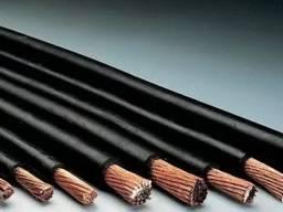 Кабель сварочный медный КГ сечение от 6 до 150 мм кв